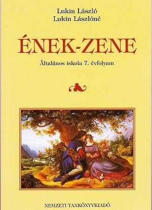 ハンガリーEnek-zene 7年生用音楽の教科書