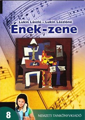 ハンガリーEnek-zene 8年生用音楽の教科書