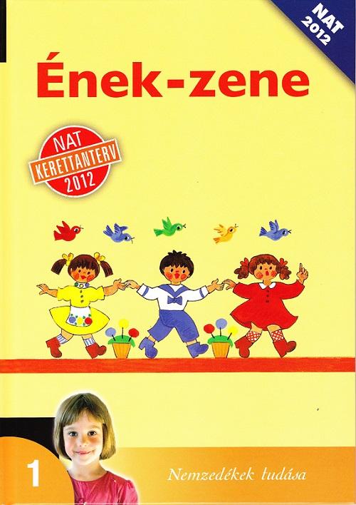 ハンガリーEnek-zene 1年生用音楽の教科書