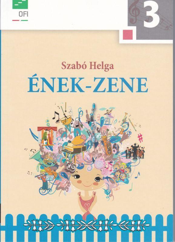 ハンガリー 3年生用音楽の教科書