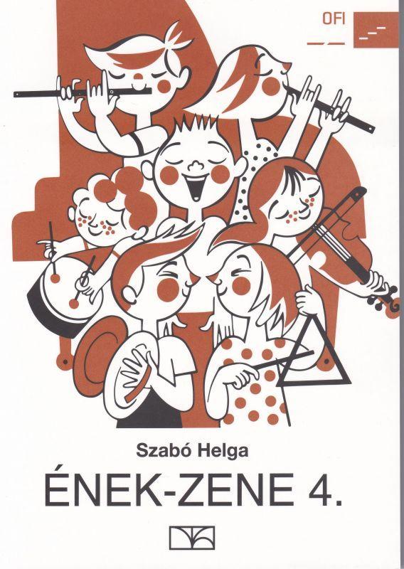 ハンガリー 4年生用音楽の教科書