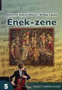 ハンガリーEnek-zene 5年生用音楽の教科書