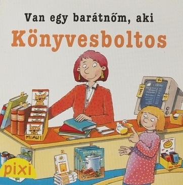 ハンガリーのポケット絵本